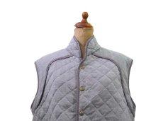 """画像5: OLD  """"HENRIK VIBSKOV"""" Gray Cath Vest Shirts size M位 (表記 S) (5)"""
