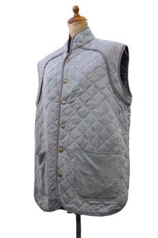 """画像2: OLD  """"HENRIK VIBSKOV"""" Gray Cath Vest Shirts size M位 (表記 S) (2)"""