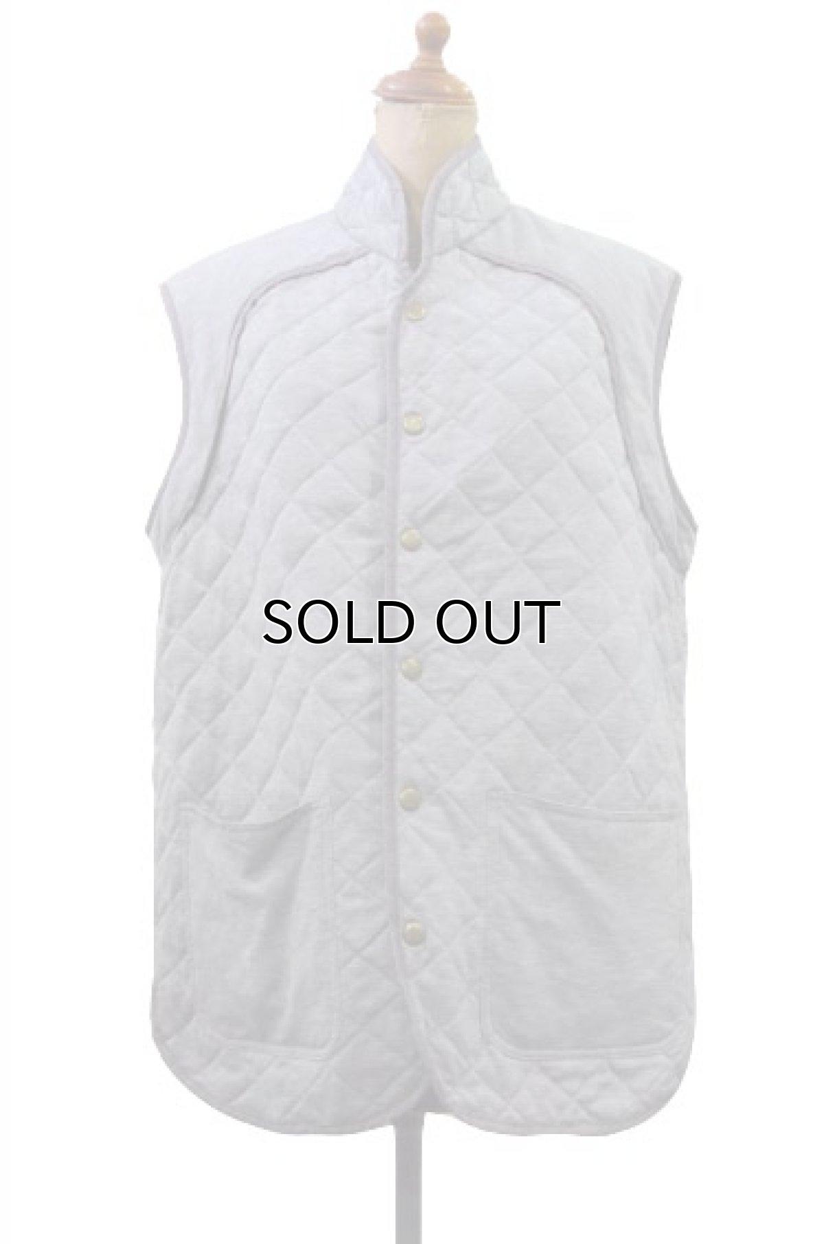 """画像1: OLD  """"HENRIK VIBSKOV"""" Gray Cath Vest Shirts size M位 (表記 S) (1)"""
