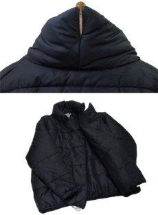 """画像3: 1990's """"W&LT"""" Design Patting Jacket"""" made in ITALY BLACK size S (3)"""