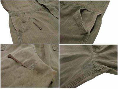 """画像3: 1940 - 50's """"Securalls"""" Herringbone Twill Worker All in one  size M  (表記 38)"""