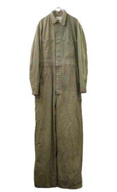 """画像1: 1940 - 50's """"Securalls"""" Herringbone Twill Worker All in one  size M  (表記 38) (1)"""