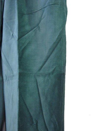 """画像2: 1990's """"Dickies"""" ヨコ畝 Corduroy Trousers DEAD STOCK  made in USA  Light Green size W31L34 / W34L32"""