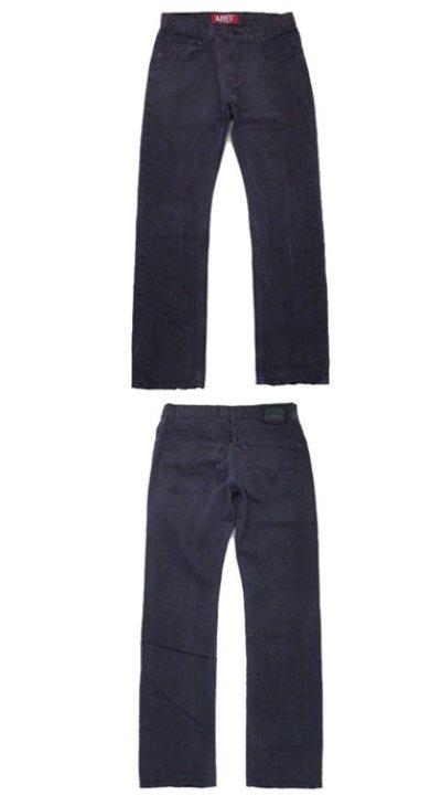 画像1: Levi's 511 Denim Skinny Pants color : PURPLE size w 29 inch  (表記 w28 L28)