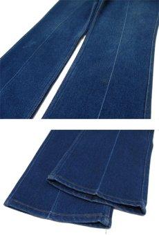 画像5: B)1980's~ Levi's 517 Stretch Denim Pants made in USA Blue Denim size 32 inch (表記 32 x 31) (5)