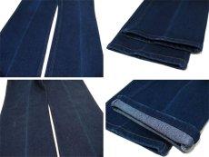 画像5: C)00's~ Levi's 517 Stretch Denim Pants made in GUATEMALA Blue Denim size 33.5 inch (表記 34 x 32) (5)