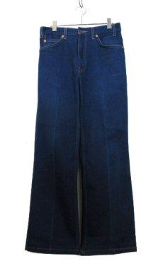 画像1: C)00's~ Levi's 517 Stretch Denim Pants made in GUATEMALA Blue Denim size 33.5 inch (表記 34 x 32) (1)