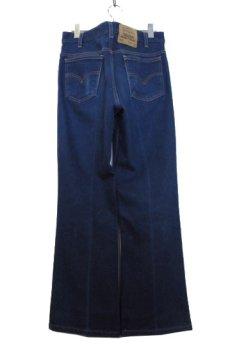 画像2: C)00's~ Levi's 517 Stretch Denim Pants made in GUATEMALA Blue Denim size 33.5 inch (表記 34 x 32) (2)