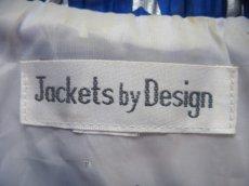 """画像4: 1990's """"Jacket by Design"""" Zip Up Jacket """"American Flag"""" WHITE / BLUE RED size M位 (表記 不明) (4)"""