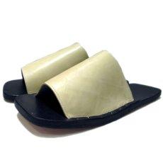 "画像1: JUTTA NEUMANN ""SAM"" BORNE Leather Sandal  size 10 D (1)"