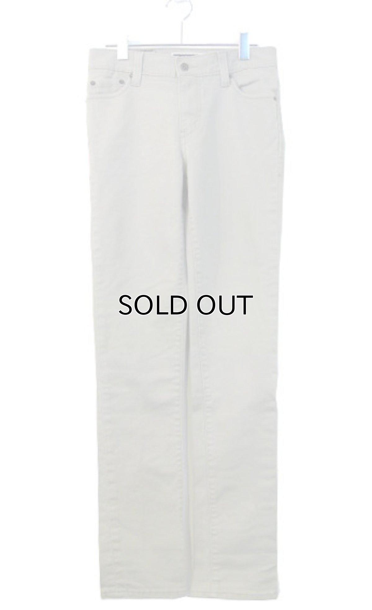 画像1: Levi's 510 Super Skinny Denim Pants SAND BEIGE size 30 inch (表記 w29 L30) (1)