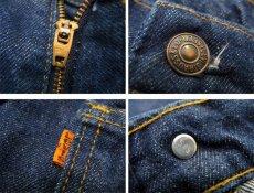 """画像3: 1980's Levi's 646 """"Indigo"""" Denim Pants Indigo Blue size 32.5 inch (表記 w33 L31) (3)"""