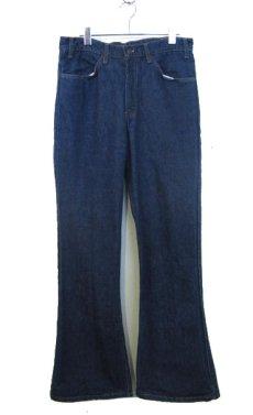 """画像1: 1980's Levi's 646 """"Indigo"""" Denim Pants Indigo Blue size 32.5 inch (表記 w33 L31) (1)"""