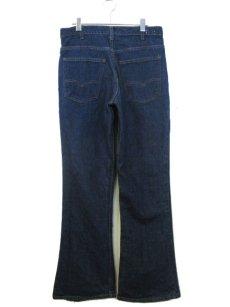 """画像2: 1980's Levi's 646 """"Indigo"""" Denim Pants Indigo Blue size 32.5 inch (表記 w33 L31) (2)"""