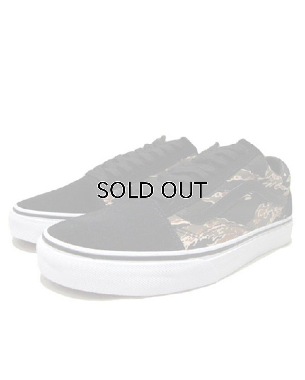 """画像1: ◆SALE◆NEW VANS """"OLD SKOOL"""" Suede Sneaker Tiger Camo size 6 (1)"""
