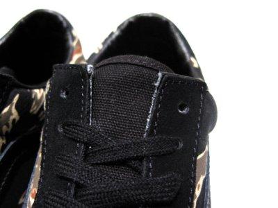 """画像3: ◆SALE◆NEW VANS """"OLD SKOOL"""" Suede Sneaker Tiger Camo size 6"""