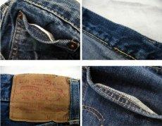 画像4: 1960's Levi Strauss & Co. 501 XX without Rivet Indigo Blue size 34.5 inch (4)