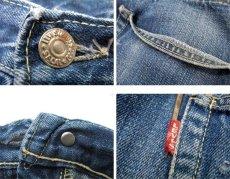 "画像3: 1960's Levi Strauss & Co. 501 Big ""E"" type Indigo Blue size w 31.5 inch (3)"