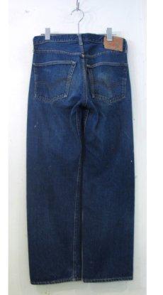 "画像2: 1960's Levi Strauss & Co. 501 Big ""E"" S-type Indigo Blue size 30.5 inch (表記  31 x x31) (2)"