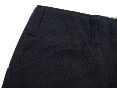 "画像2: BEN DAVIS  ""THE GORILLA CUT"" Wide Work Pants BLACK size w 30 / w 32"