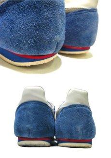 """画像5: ~1980's """"SPECS"""" Running Shoes DEADSTOCK made in KOREA BLUE size 12 (5)"""