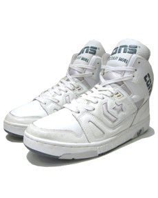 """画像1: 1990's CONS """"Star Wave"""" Basketball Shoes DEADSTOCK WHITE size 11 (29 cm)  (1)"""