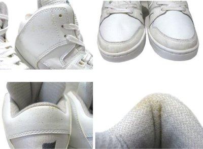 """画像1: 1990's CONS """"Star Wave"""" Basketball Shoes DEADSTOCK WHITE size 11 (29 cm)"""