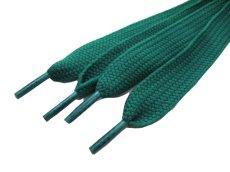画像2: Fat Shoelace ファットシューレース GREEN 120 cm (2)