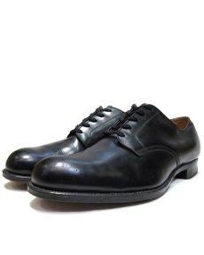 """画像1: 1940's """"US NAVY"""" Oxford Service Shoes  size 9 1/2 F (1)"""