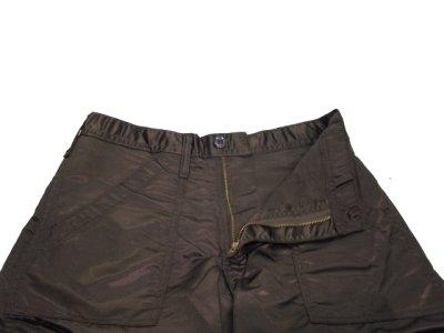 """画像1: ~1990's """"SWEET ORR"""" 6 - Pocket Nylon Trousers Dead Stock BROWN size w 29 inch (表記 w 28)"""