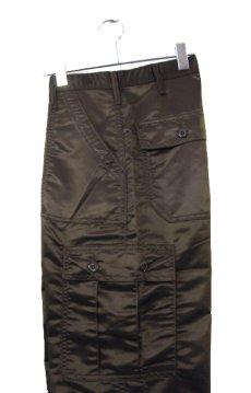 """画像4: ~1990's """"SWEET ORR"""" 6 - Pocket Nylon Trousers Dead Stock BROWN size w 29 inch (表記 w 28) (4)"""