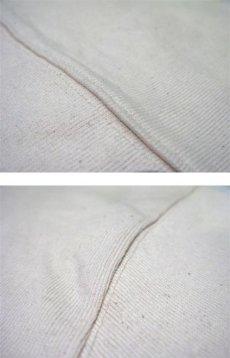 """画像3: """" Note and Pen the poem """" ノートとペン """"ポエムのTee""""(袖九分目) OFF WHITE (3)"""
