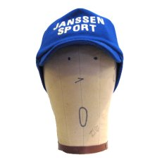 画像2: OLD Europe Cycling Cap BLUE (2)