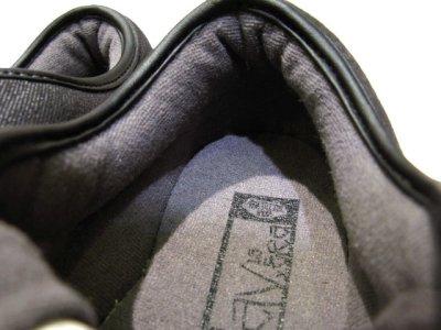 """画像3: NEW VANS """"ERA"""" Skate Shoes BLACK / GREY size 9 1/2 ( 27.5cm )"""