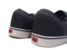 """画像5: NEW VANS """"ERA"""" Skate Shoes BLACK / GREY size 9 1/2 ( 27.5cm ) (5)"""