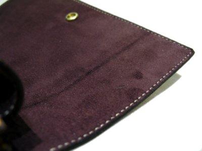 """画像3: """"JUTTA NEUMANN"""" Leather Wallet """"the Waiter's Wallet""""  color : OAK / Brown 長財布"""