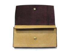 """画像3: """"JUTTA NEUMANN"""" Leather Wallet """"the Waiter's Wallet""""  color : OAK / Brown 長財布 (3)"""
