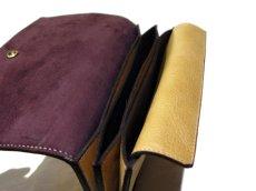"""画像5: """"JUTTA NEUMANN"""" Leather Wallet """"the Waiter's Wallet""""  color : OAK / Brown 長財布 (5)"""