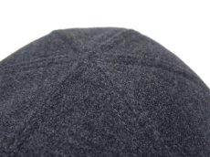 """画像3: NEW YORK HAT CO. """" WOOL BALL HAT """" Charcoal Grey (3)"""