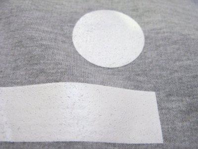 """画像2: """"ポエムのトレーナー""""  for KID'S  """" P """" Grey size  2 (80cm)  /  3 (90cm~95cm)"""