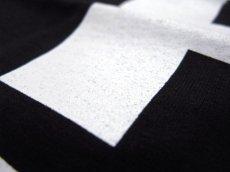 """画像4: """"ポエムのロンティー""""  for KID'S  """" P """" BLACK size  3 (90cm~95cm) (4)"""