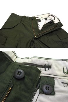"画像5: 1970's US Military ""M-65"" Field Pants DEAD STOCK-one wash size w ~32 inch (表記 SMALL - SHORT) (5)"