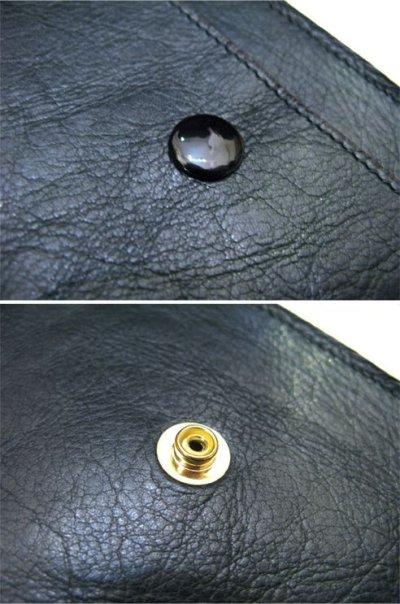 """画像1: """"JUTTA NEUMANN"""" Leather Wallet """"the Waiter's Wallet""""  color : Patagonia / Yellow 長財布"""