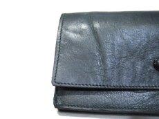 """画像4: """"JUTTA NEUMANN"""" Leather Wallet """"the Waiter's Wallet""""  color : Patagonia / Yellow 長財布 (4)"""