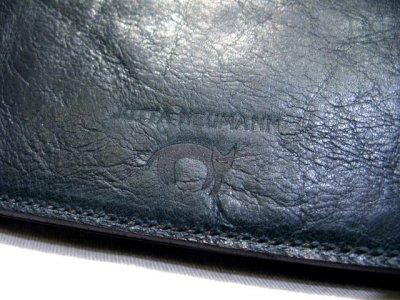 """画像3: """"JUTTA NEUMANN"""" Leather Wallet """"the Waiter's Wallet""""  color : Patagonia / Yellow 長財布"""