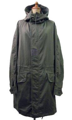 画像1: 1980's French Military M-64 Parka Coat DEAD STOCK size M - L  (表記 86C) (1)
