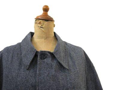 """画像1: 1950's """"French"""" Salt and Pepper Atelier Coat  size M - L"""