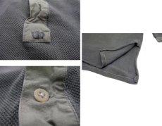 画像3: Swedish Military  Henley Neck Under Shirts Olive Grey size M - L (表記 不明) (3)