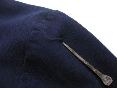 """画像1: """"Jean Paul GAULTIER"""" Design Tailored Jacket -made in ITALY- NAVY size L (表記 50)"""