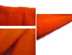 """画像5: 1960's """"Champion Product"""" Fleece Bottoms -made in USA- Orange size M (表記 12) (5)"""